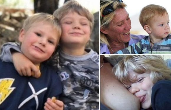 Mum reveals the reason she still breastfeeds her seven-year-old son – even though she's told it's 'child abuse'