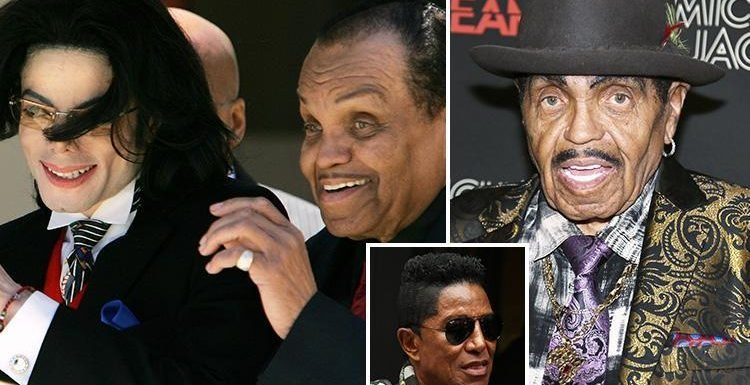 Michael Jackson's dad Joe is dying and family are banned from seeing him, Jermaine reveals