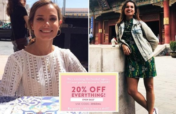 Boohoo fashion shop branded 'sexist' by student for offering women discount during the World Cup
