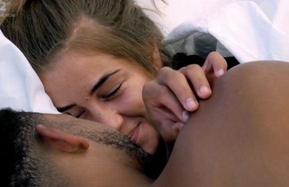 Georgia gets intimate with Josh hours after Niall shockingly quits Love Island