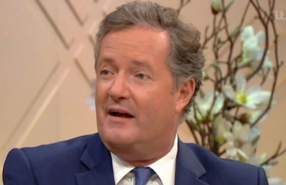 Piers Morgan fears Danny Dyer will 'beat him up on live TV'