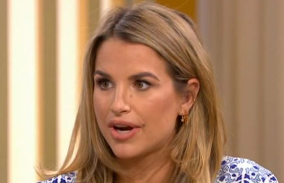 Newly married Vogue Williams said she was fat shamed when seven months pregnant