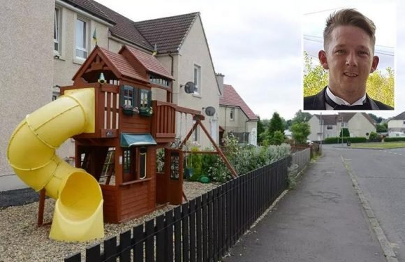 Dad faces being made to tear down daughters' playhouse after ONE 'lowlife' neighbour complained