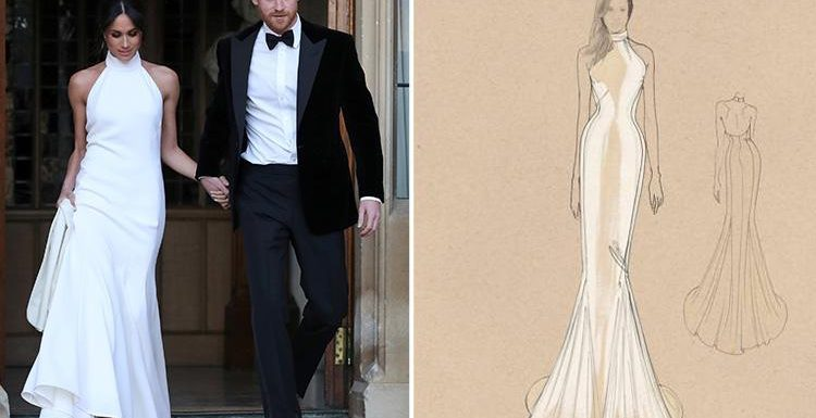 48df514978ba4 You can now buy Meghan Markle's Stella McCartney evening dress - in ...