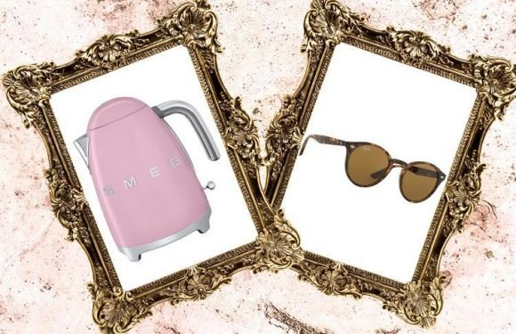 The perfect pink kettle and Meghan Markle's favourite shades… here's what we're lusting after today