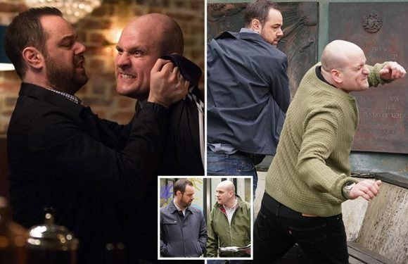 Police chiefs furious at EastEnders for 'encouraging' vigilantes to hunt paedophiles
