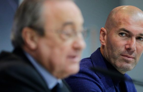 Real Madrid 'in shock move for Premier League boss' to replace Zidane