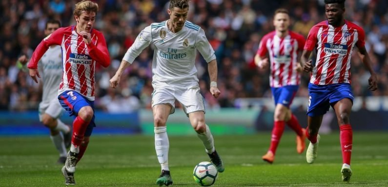 Why Cristiano Ronaldo is 'fuming' that Antoine Griezmann is staying at Atletico