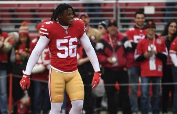 49ers Linebacker Reuben Foster Pleads No Contest To Gun Charge