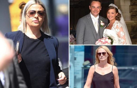 Ant McPartlin's ex-wife Lisa Armstrong tells friends she wants £50million and a new life in LA as she vows to fight for 'everything she's owed' in divorce