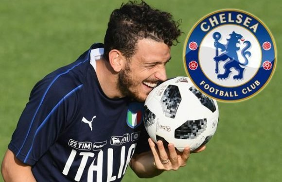 Chelsea want Alessandro Florenzi from Roma as they join Juventus and Inter Milan in race for his signature
