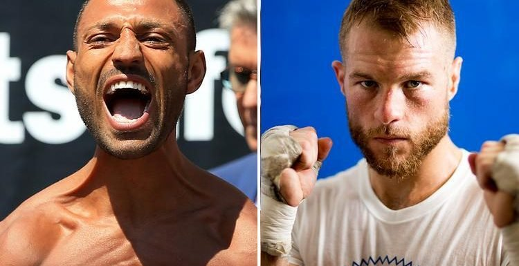 Kell Brook to fight in world title eliminator against unknown Brandon Cook on Dillian Whyte undercard against Joseph Parker