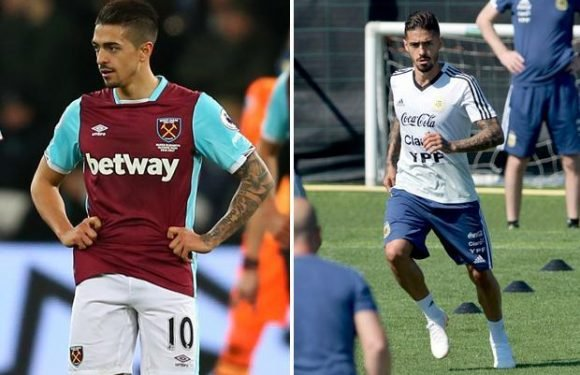 West Ham star Manuel Lanzini out for WHOLE of next season after full extent of horror knee injury emerges