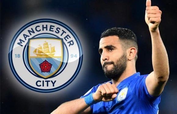 Man City transfer news: Riyad Mahrez's proposed move from Leicester hits snag with Algerian wanting huge pay-off from the Foxes