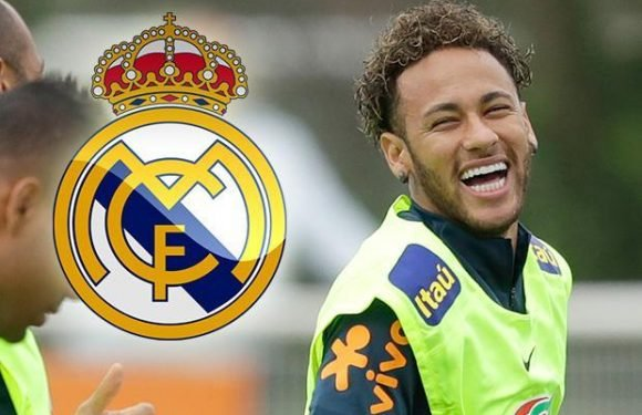 Real Madrid to offer Paris Saint-Germain £307million for Neymar to avoid September release clause