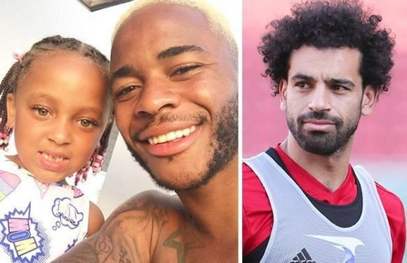 World Cup 2018: Raheem Sterling reveals daughter supports Liverpool over Manchester City and sings about Mohamed Salah