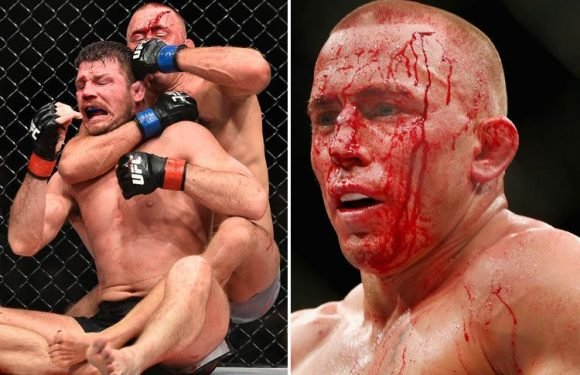 Georges St-Pierre 'retires' after UFC chief Dana White declares Canadian is 'not interested in fighting anybody'