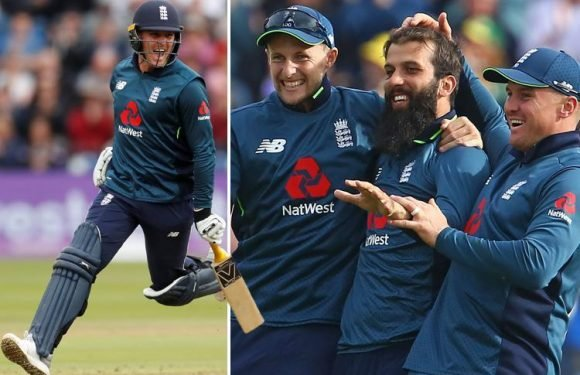 Jason Roy and Jos Buttler propel England to 38-run win over Australia and 2-0 series lead