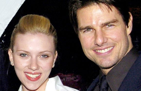 Scarlett Johansson Denies Claim She 'Auditioned' to Date Tom Cruise