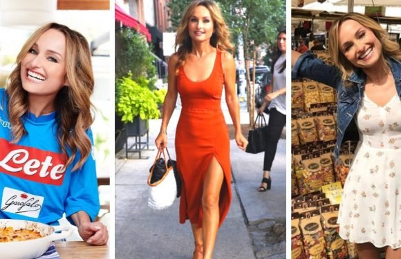 20 Pics Of Giada De Laurentiis That Show She's The One To Watch On The Food Network
