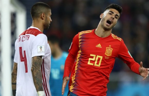 Real Madrid reject Liverpool's opening offer for Marco Asensio