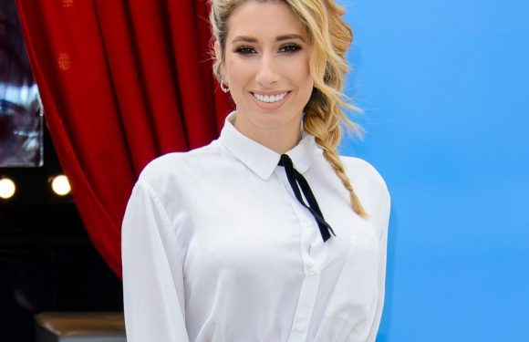 Stacey Solomon reveals Loose Women stories made her paranoid about her health