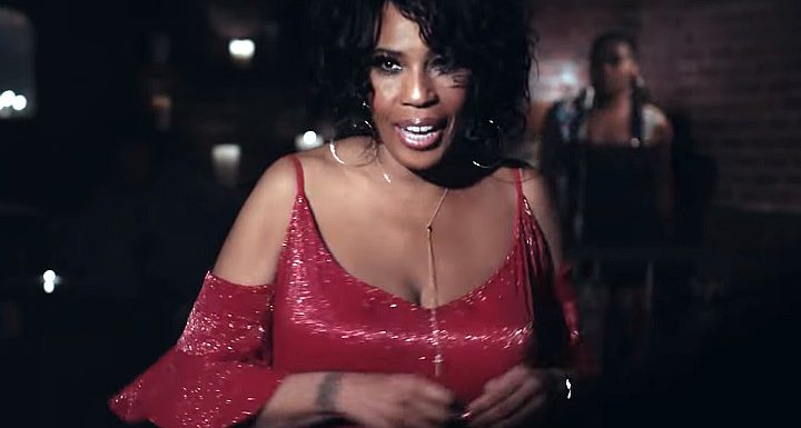 Macy Gray Returns With 'Sugar Daddy', Has a Rough Start in Music Video