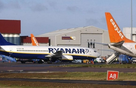 Ryanair and easyJet passengers hit out at 'colossal circus' after cancellations