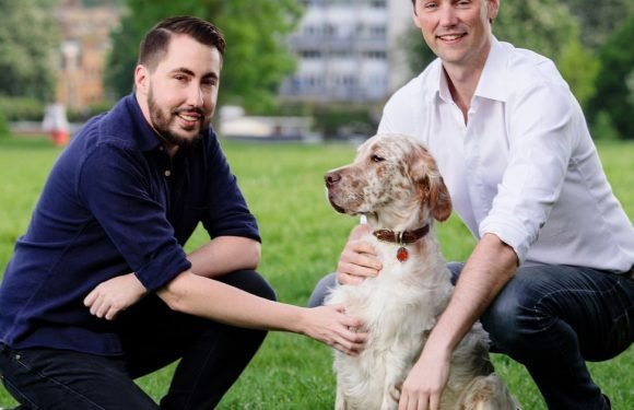 Dog buyers find dream pets online from company fighting for animal welfare