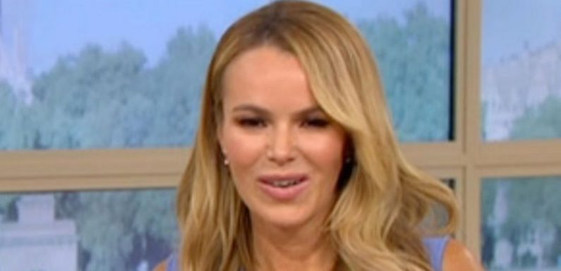 Amanda Holden reveals the real reason she walked off stage during BGT semi-final