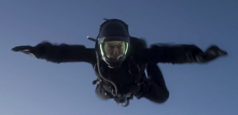Tom Cruise Jumps Out of Plane in 'Mission: Impossible – Fallout' Trailer