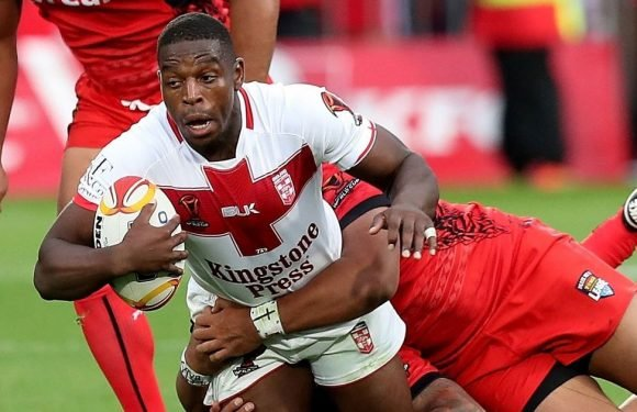 Jermaine McGillvary defends England call-up ahead of Denver test with Kiwis