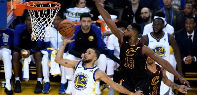 NBA: Tristan Thompson Doesn't Want To Talk About His Struggle Defending Stephen Curry
