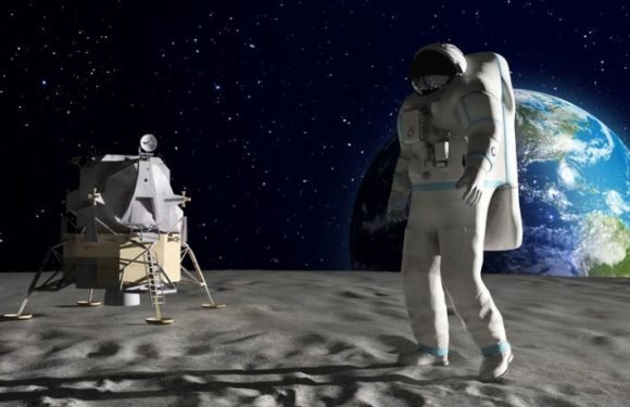 Trump Wants To Put Humans On The Moon Again, But Plans To Send Robots First