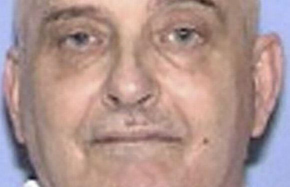 Chilling last gasps of 'Ice Pick Killer' as he's executed by lethal injection