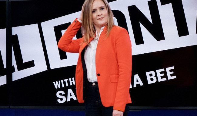 No, Samantha Bee And Roseanne Barr Are Not In The Same Boat