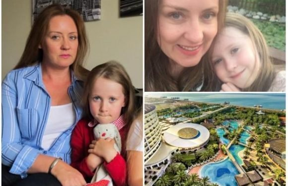 British girl, 5, 'abducted from Thomas Cook holiday kids club in Turkey by woman' after being left with hotel staff