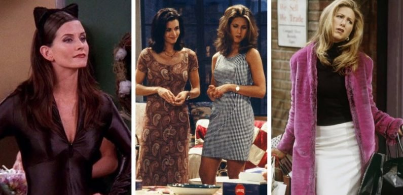 12 Times Rachel Green Grabbed Our Attention (And 12 Times Monica Outshined Her)