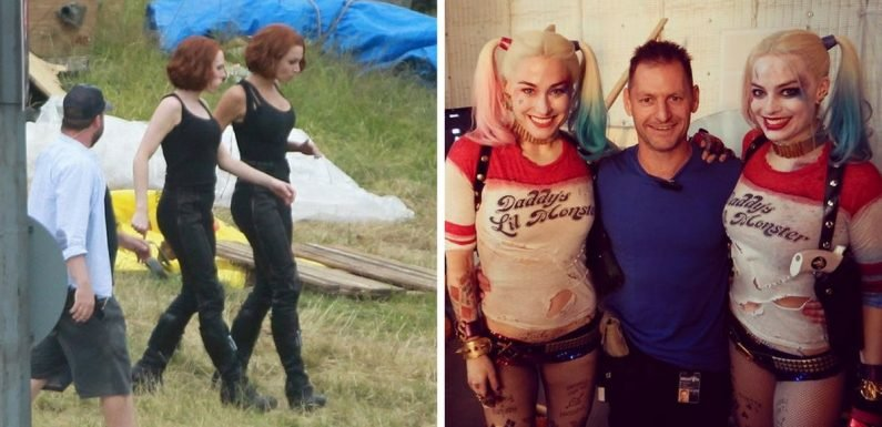 20 Photos Of Action Stars With Their Stunt Doubles That Will Disappoint Their Fans