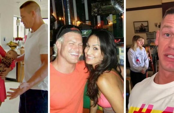15 Things WWE Fans Forgot About John Cena's Relationship With Nikki Bella