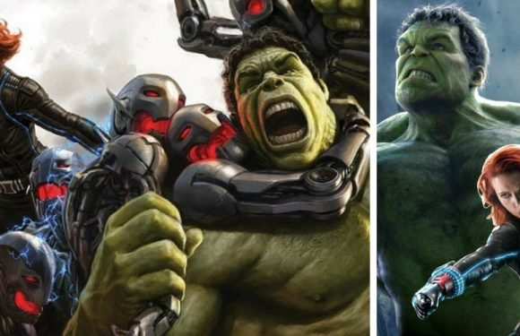 20 Things That Make No Sense About Black Widow And The Hulk's Relationship
