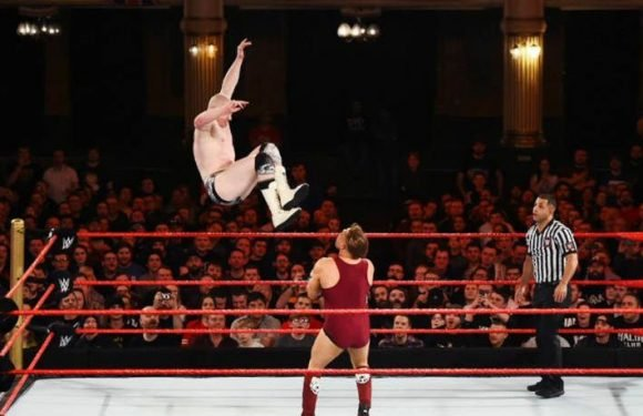 WWE Spoilers: Full Results For U.K. Championship Tournament, And How To Watch The First-Round Matches Now