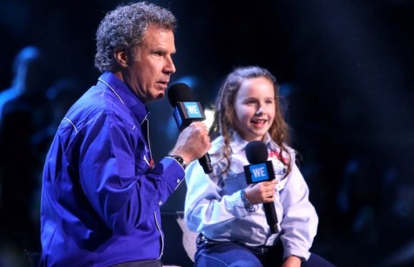 Will Ferrell Makes First Appearance After Car Accident