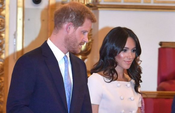Meghan at Queen's Young Leaders among star-studded guest list including Becks