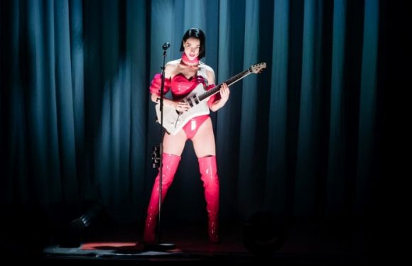 St Vincent review: Now you see her, now you don't