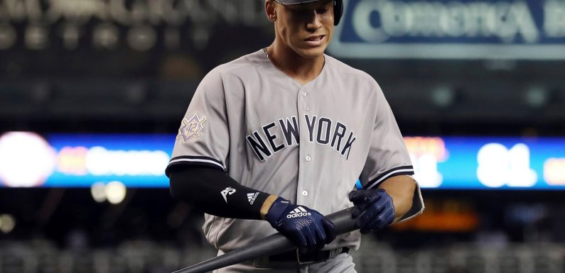 No one has ever had the 'terrible day' Aaron Judge just had
