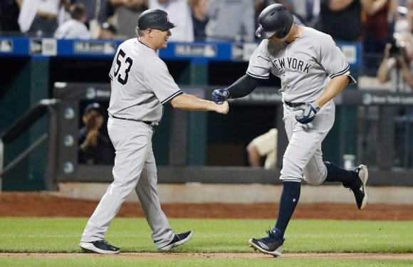 Aaron Judge helps Yankees find new way to extend Mets' misery
