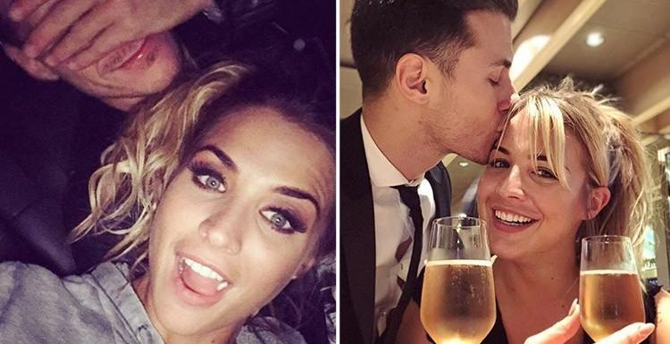 Gemma Atkinson reveals boyfriend Gorka Marquez won her heart with a 2am pizza after boozy Strictly party