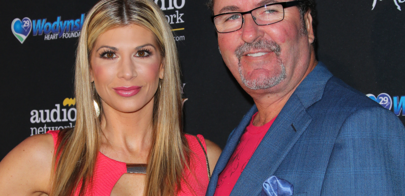 Former 'RHOC' star Alexis Bellino's husband files for divorce