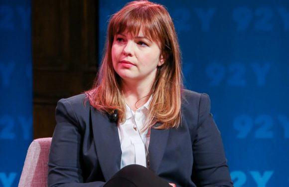 Amber Tamblyn: Time's Up still has work to do
